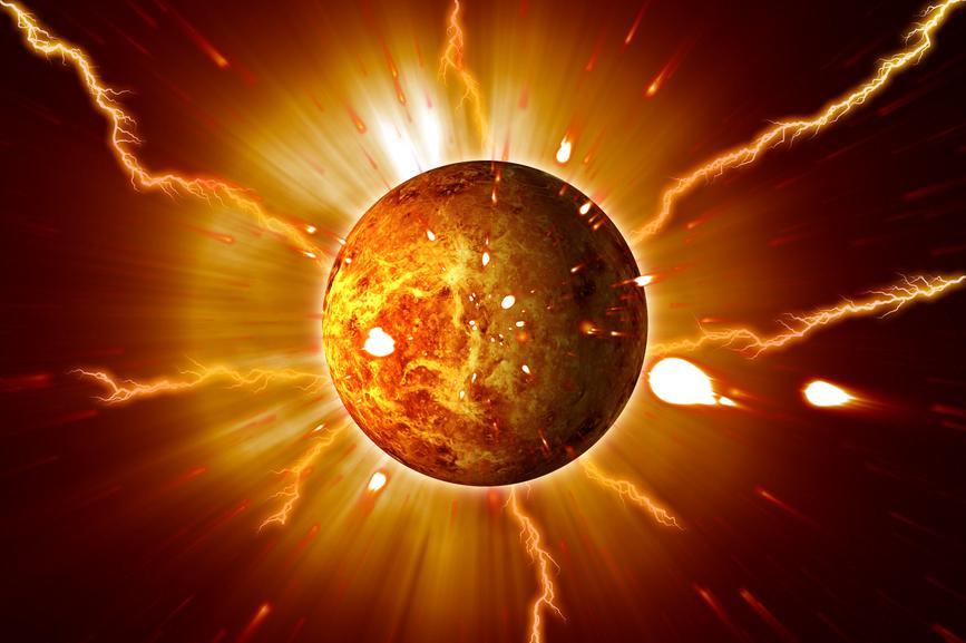 Три сильні магнітні бурі насуваються на Землю
