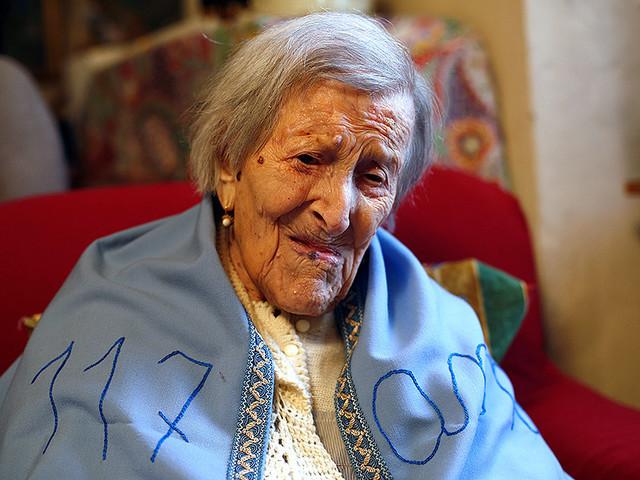 В Італії померла найстаріша жінка у світі, яка народилася ще в 19-му столітті