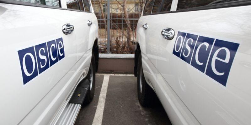 Біля патруля ОБСЄ на території ЛНР прогримів вибух