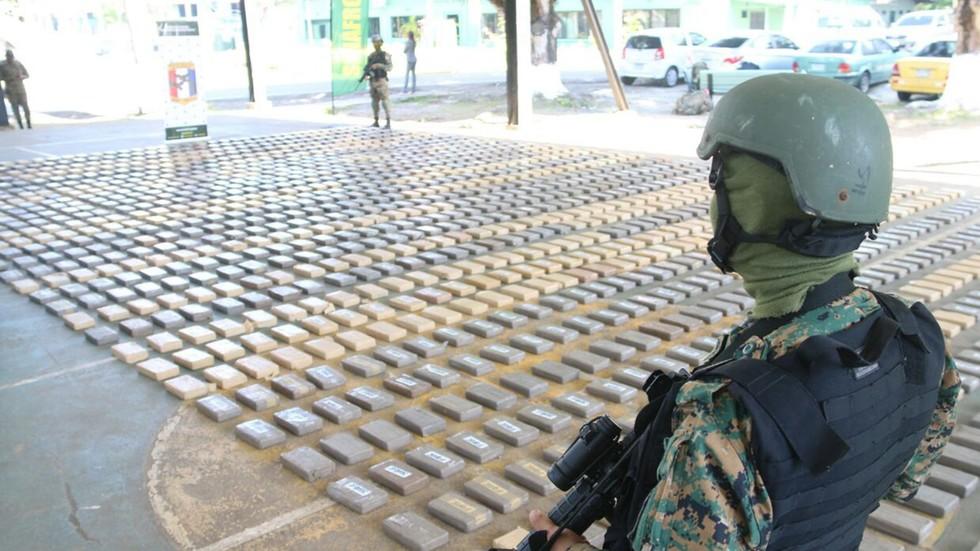 В Колумбії конфіскували понад 6 тонн кокаїну