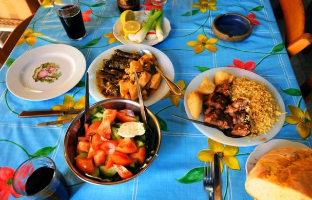 Відпочинок на Кіпрі, ціни на харчування