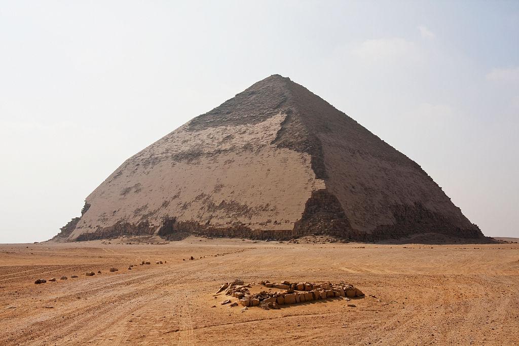 Археологи виявили раніше невідому піраміду