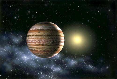 Кияни в ніч на 8 квітня побачать неозброєним оком протистояння Юпітера