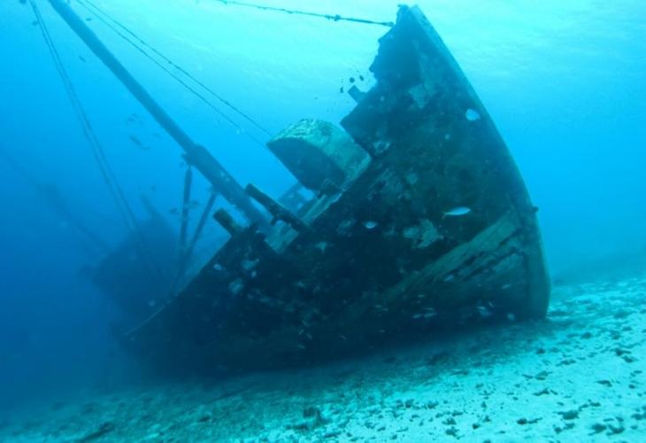 Унікальні знахідки в Егейському морі