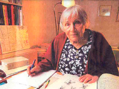 Померла французька письменниця Анн Голон автор романів про Анжеліку