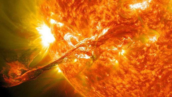 На Сонці стався найсильніший за останні 12 років спалах