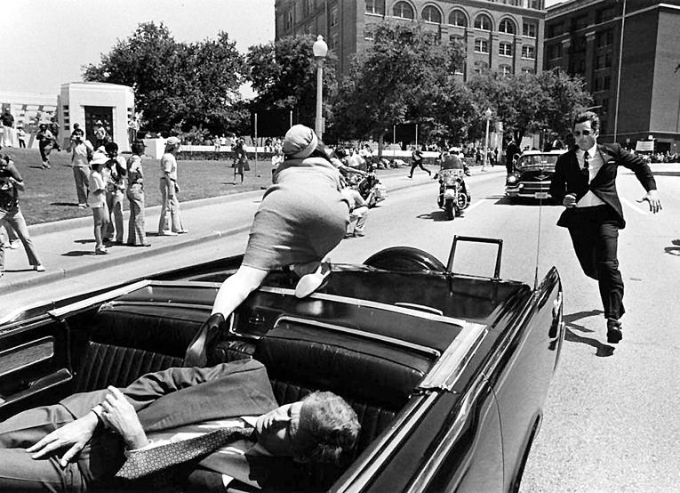 Правда про вбивство Кеннеді