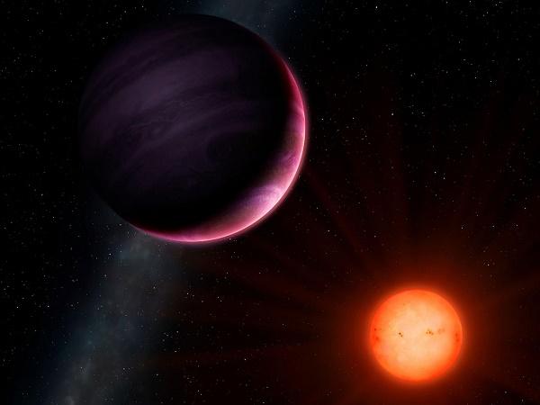 У космосі виявлена унікальна планета