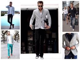 Что одеть мужчине для стильного образа