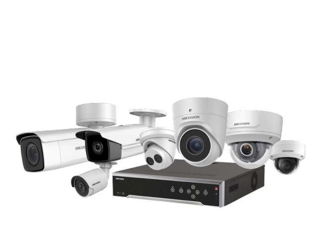 Купить камеру Hikvision для видеонаблюдения